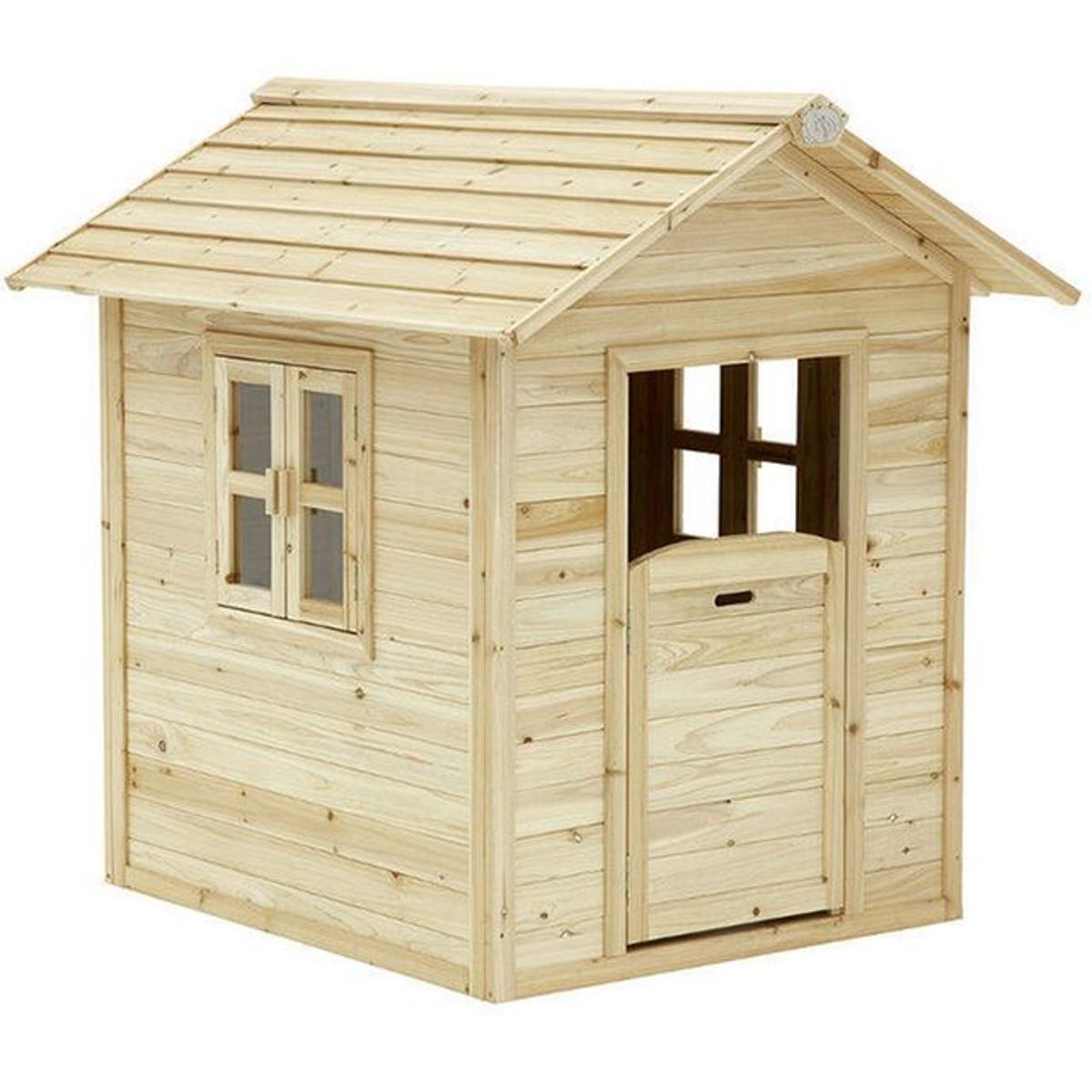 Maisonnette en bois Noa label FSC