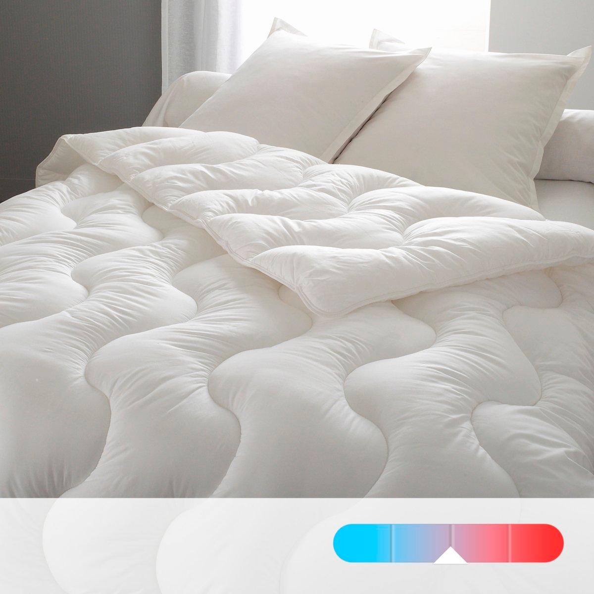 Одеяло синтетическое 400 г/м2 с обработкой Proneem одеяло экологичное с обработкой против клещей proneem специально для летнего использования