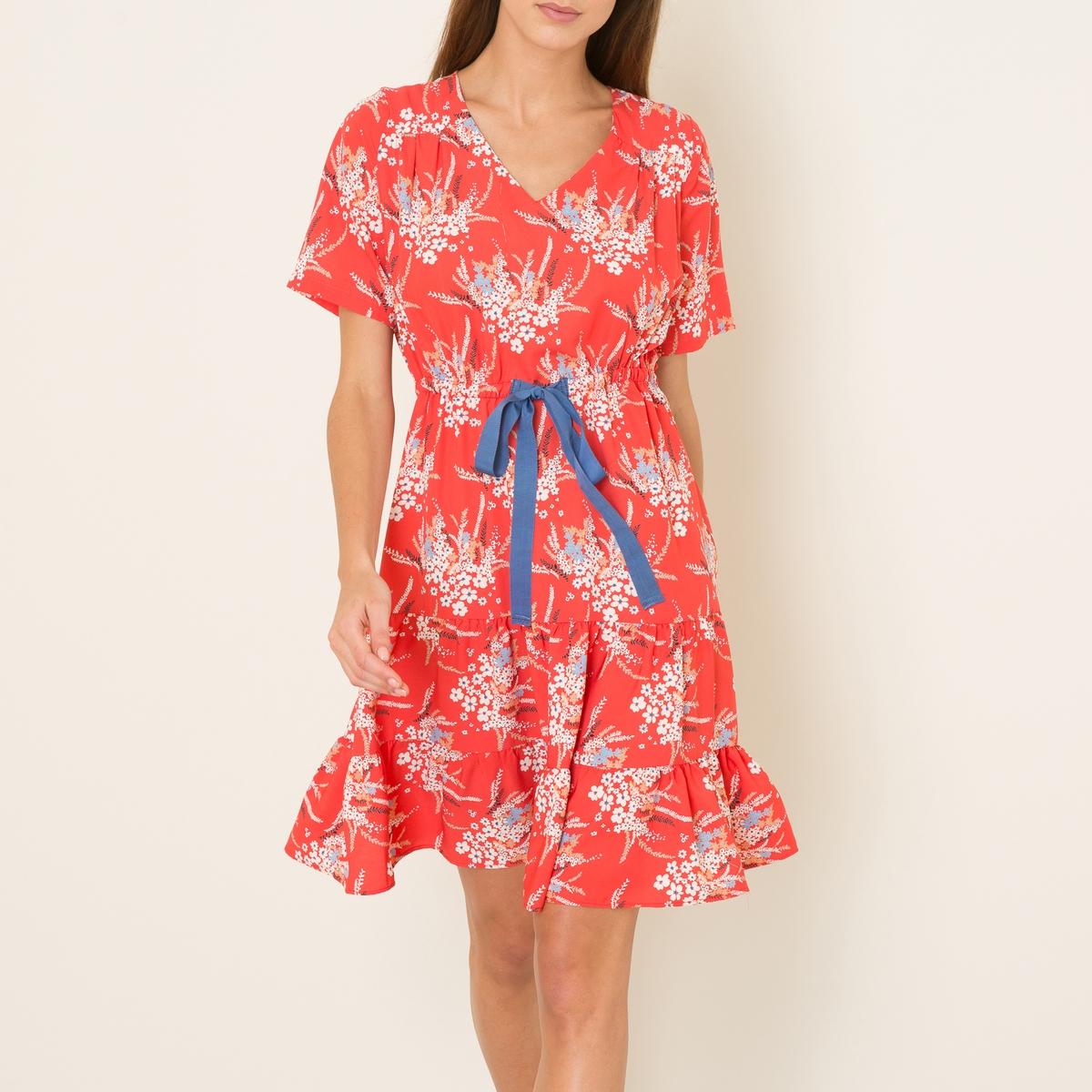 Платье LEONARD комплект бюстгальтер push up трусики quelle vivance 448359