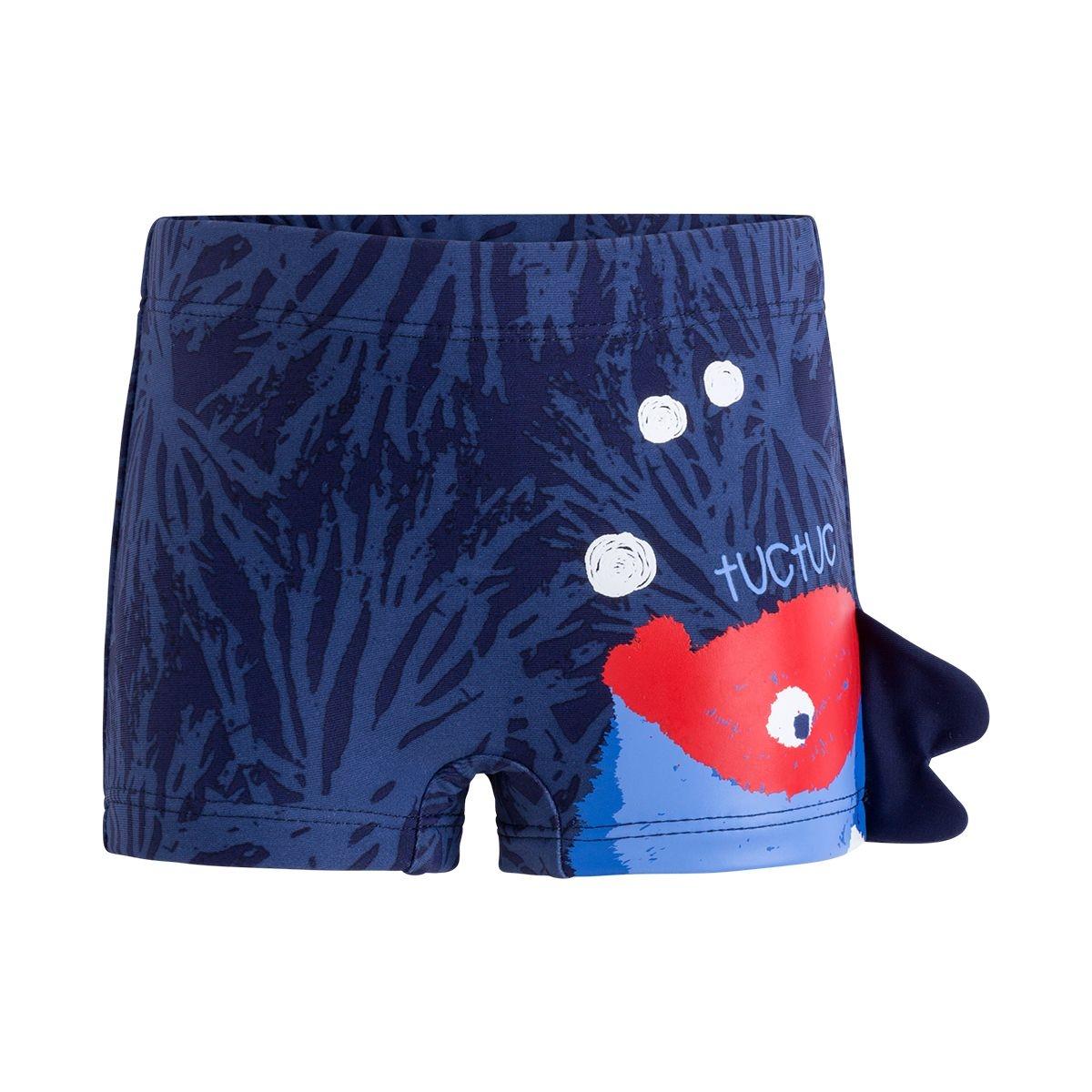 Boxer arrecife de motif dos