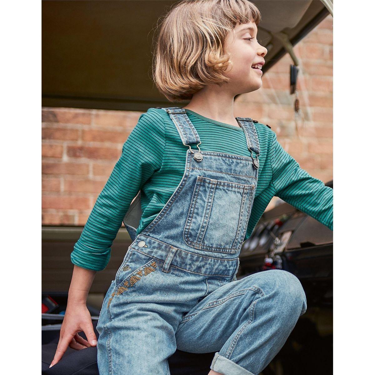 Combinaison jeans