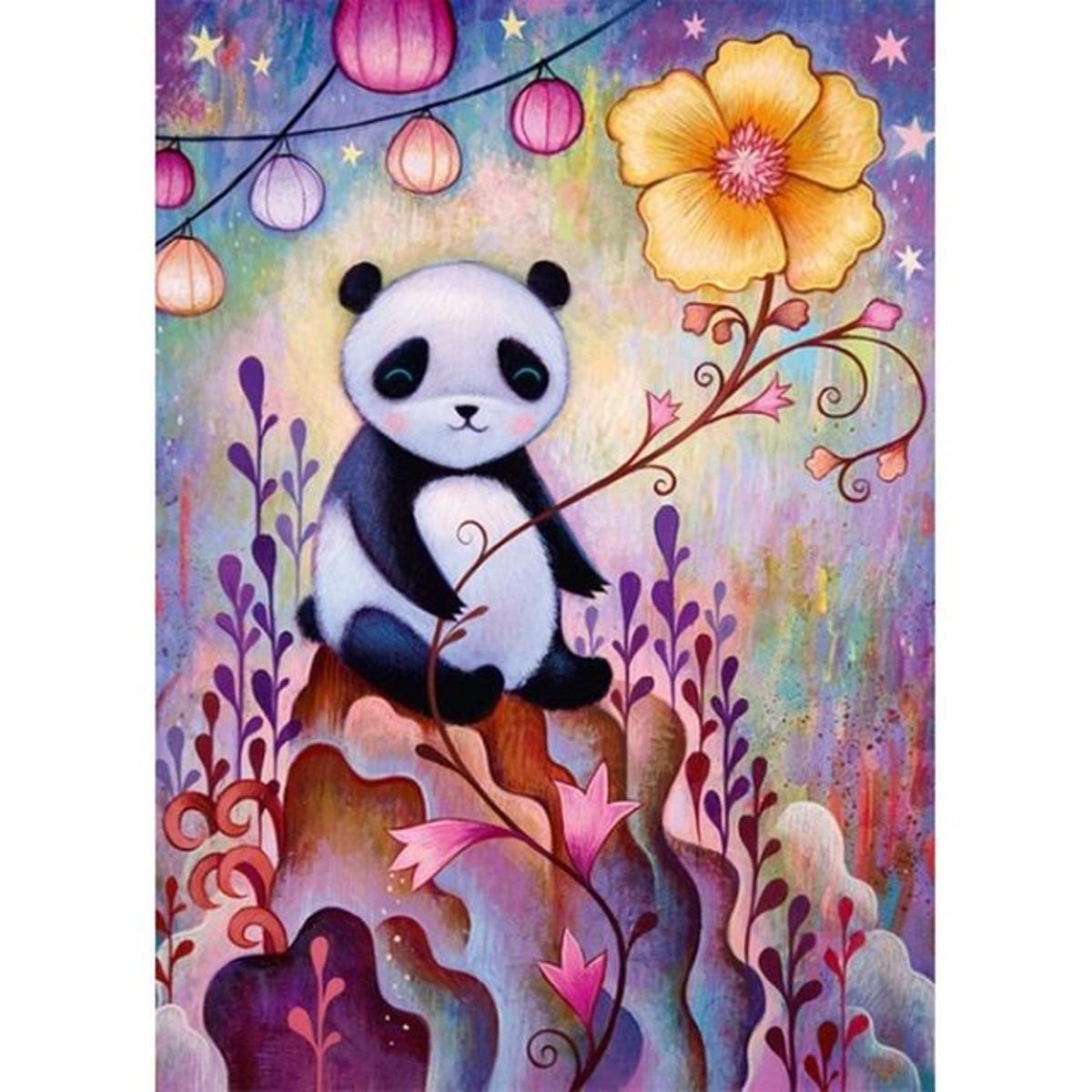 Puzzle Panda Naps