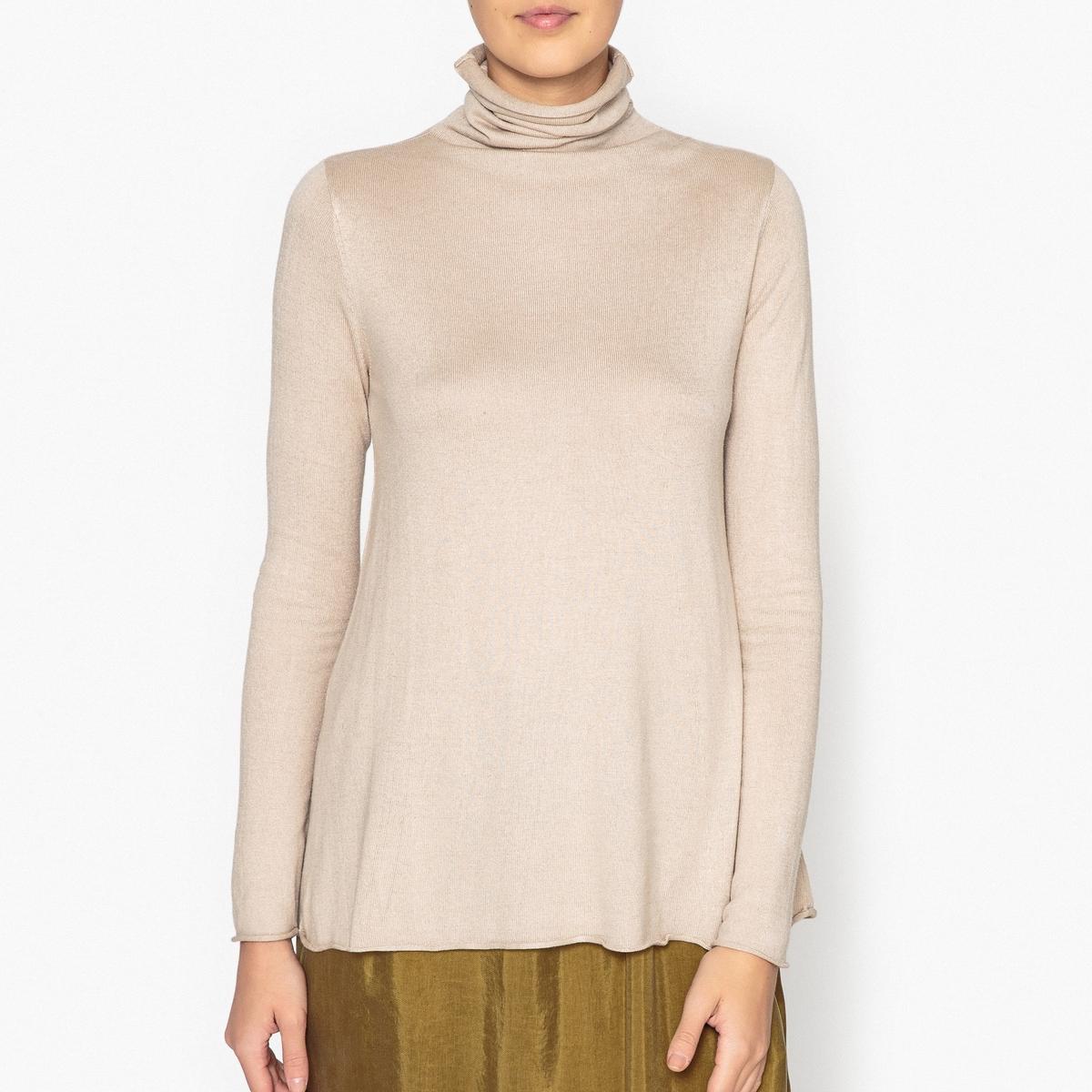 Пуловер с воротником с отворотом LOBAISLAND пуловер свободный с воротником с отворотом plunkett