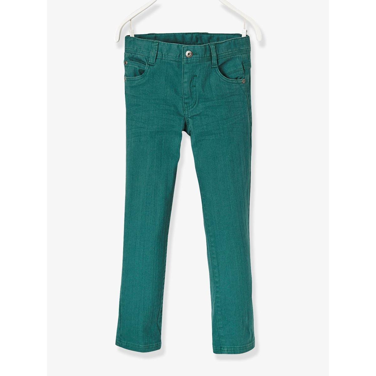Pantalon slim garçon tour de hanches FIN morphologik