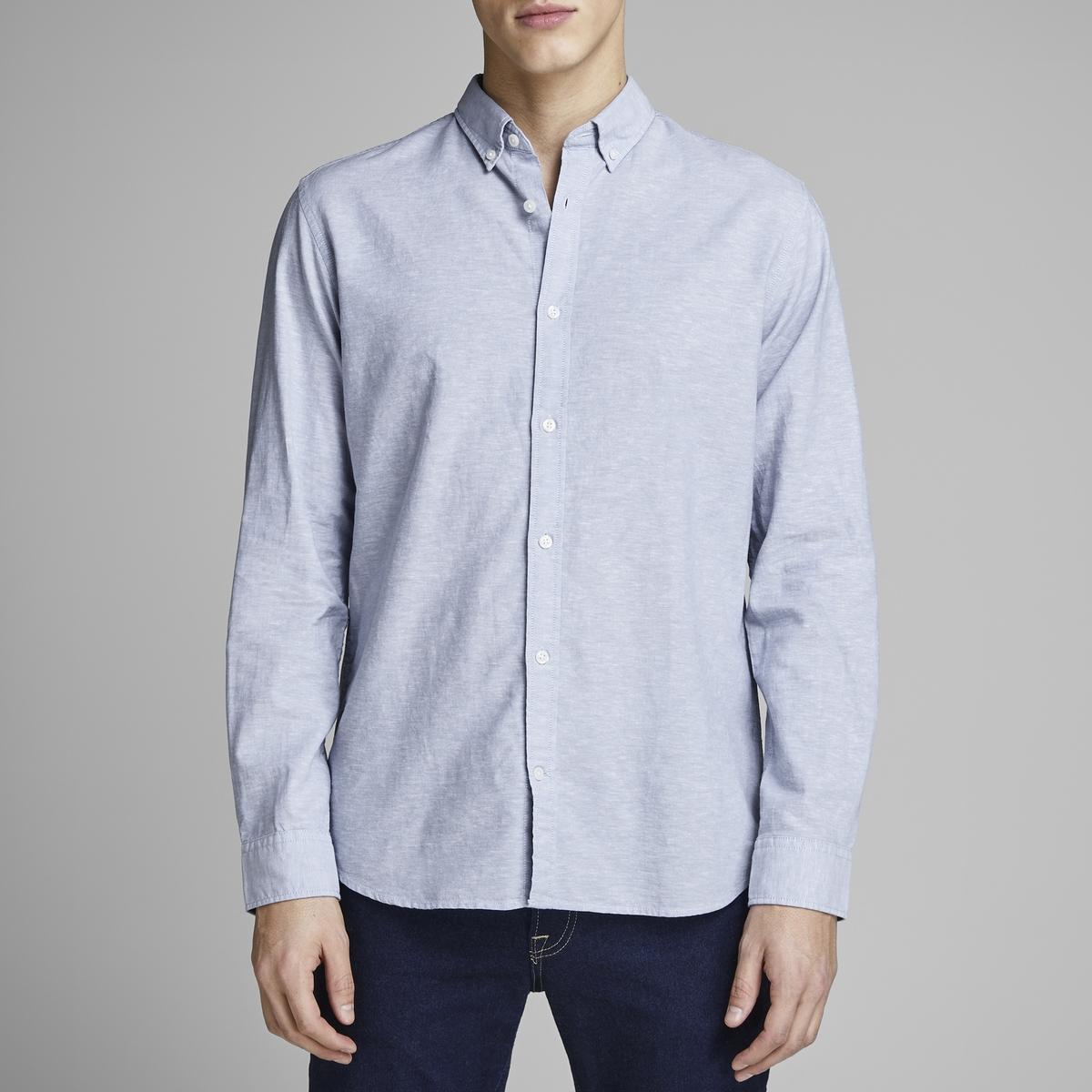 Camisa con corte slim Summer