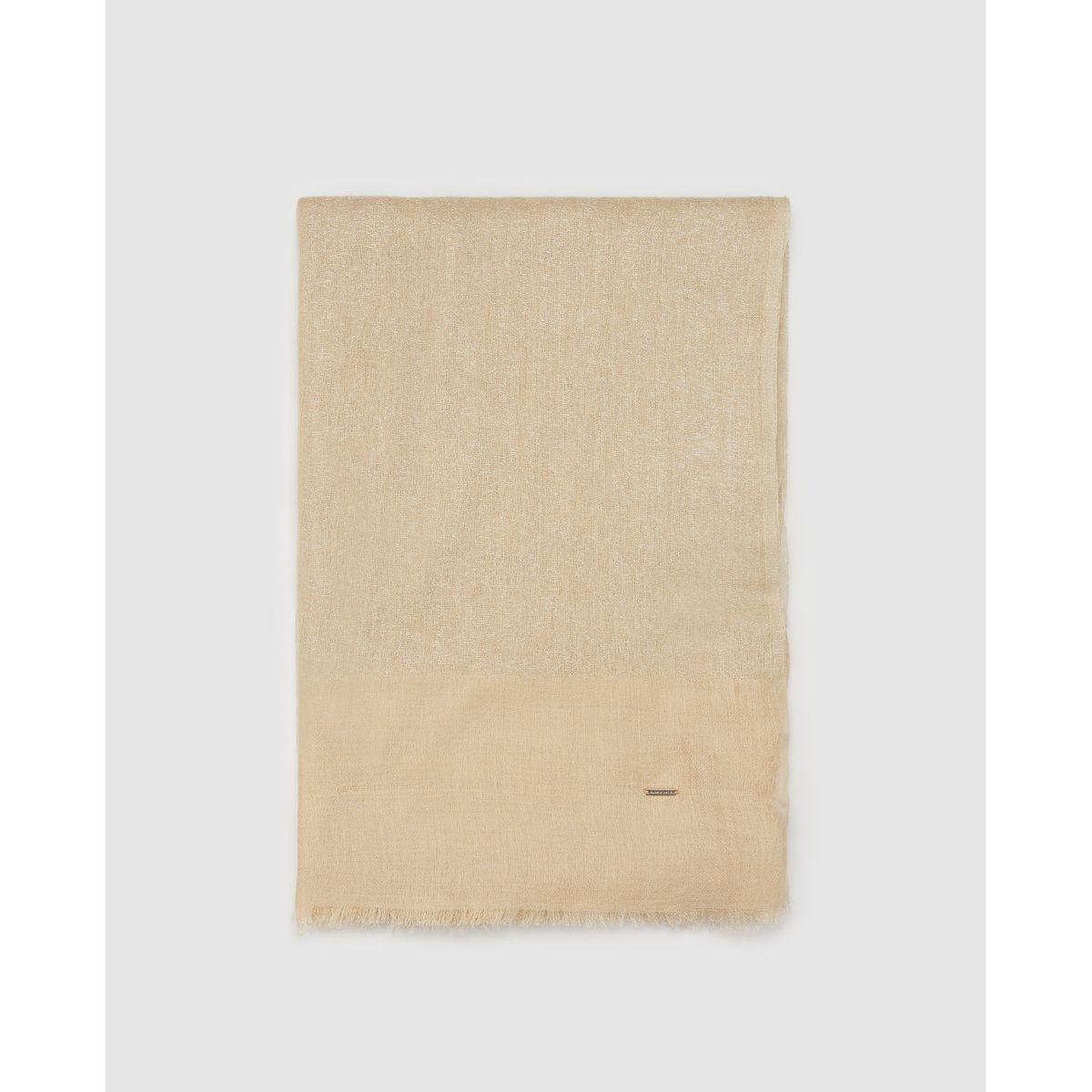 Foulard  avec détail en Fil textile