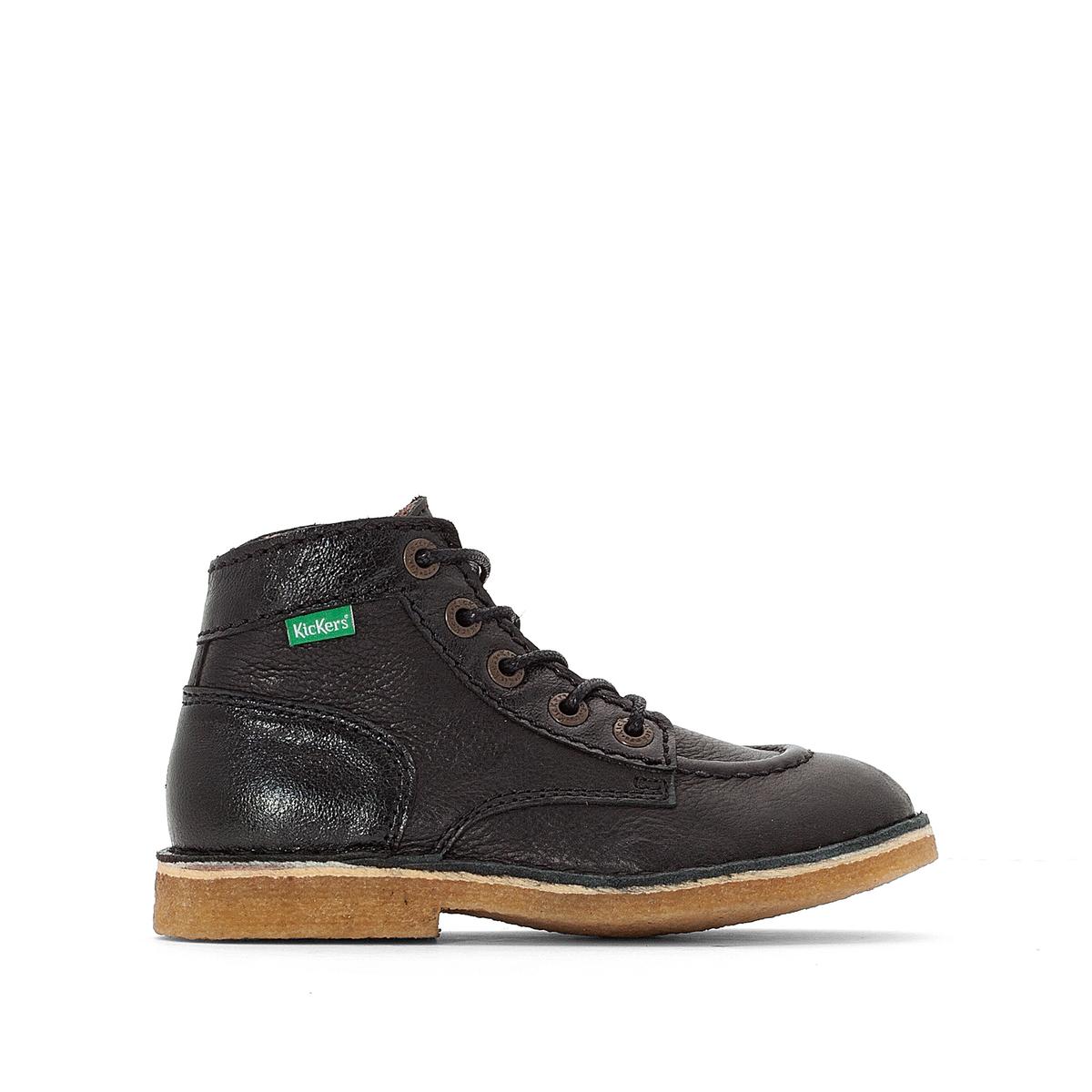 Boots pelle Kick Legend