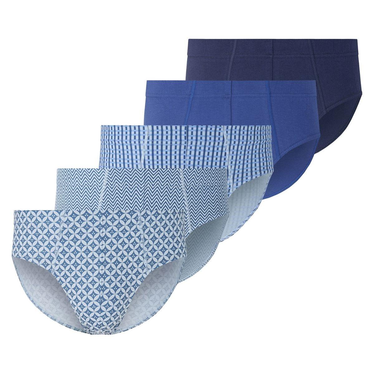Lot de 5 slips HAUKE
