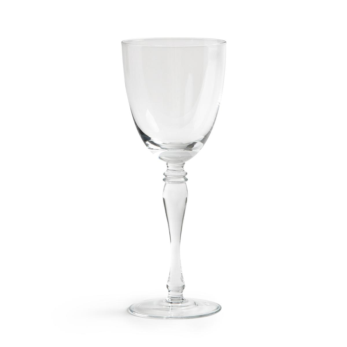 Комплект из 4 бокалов для воды, ALINDAКомплект из 4 бокалов для воды Alinda. Элегантные и изящные бокалы Alinda - обязательный элемент красивого стола.Характеристики 4 бокалов для воды Alinda :- Прозрачные бокалы для воды с внутренним объемом прямой формы- Диаметр : 8,8 / 7,8 см- Высота : 22,5 см- Подходят для мытья в посудомоечной машине- В комплекте 4 бокала<br><br>Цвет: прозрачный<br>Размер: единый размер