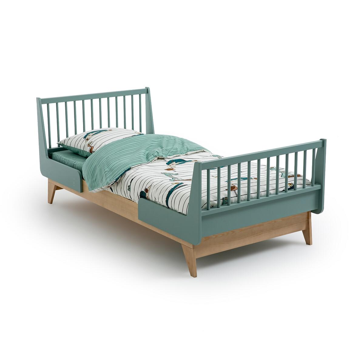 Кровать LaRedoute Детская раскладная Willox 90 x 190 см зеленый