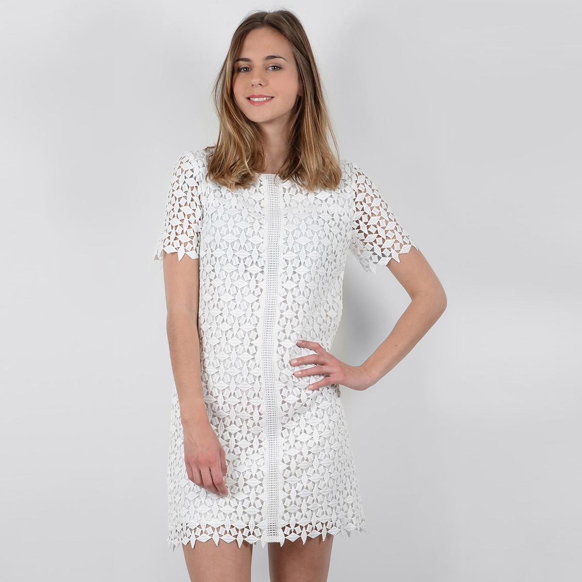 Платье короткое прямое однотонное с короткими рукавами платье прямое однотонное pillow