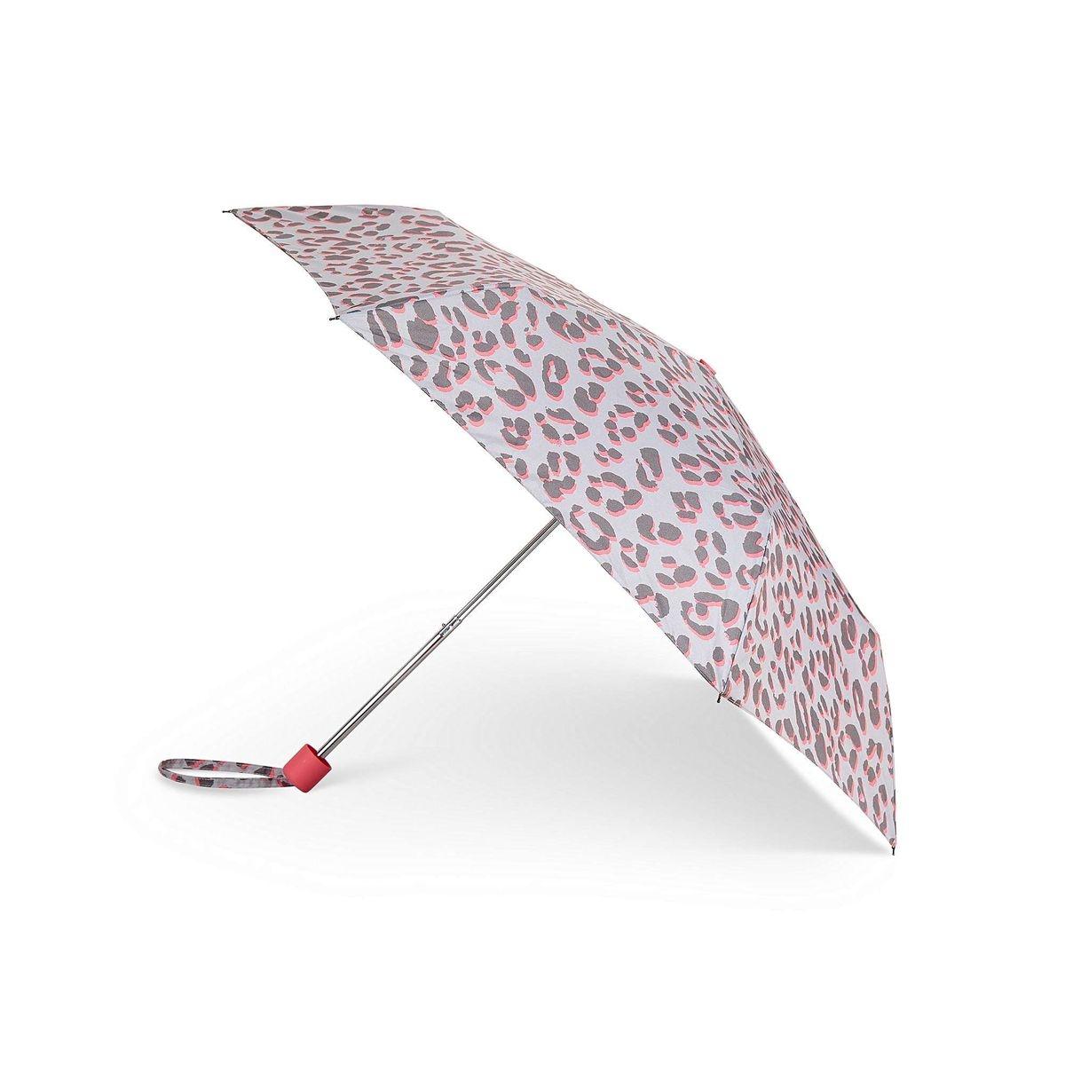 Parapluie à imprimé animalier