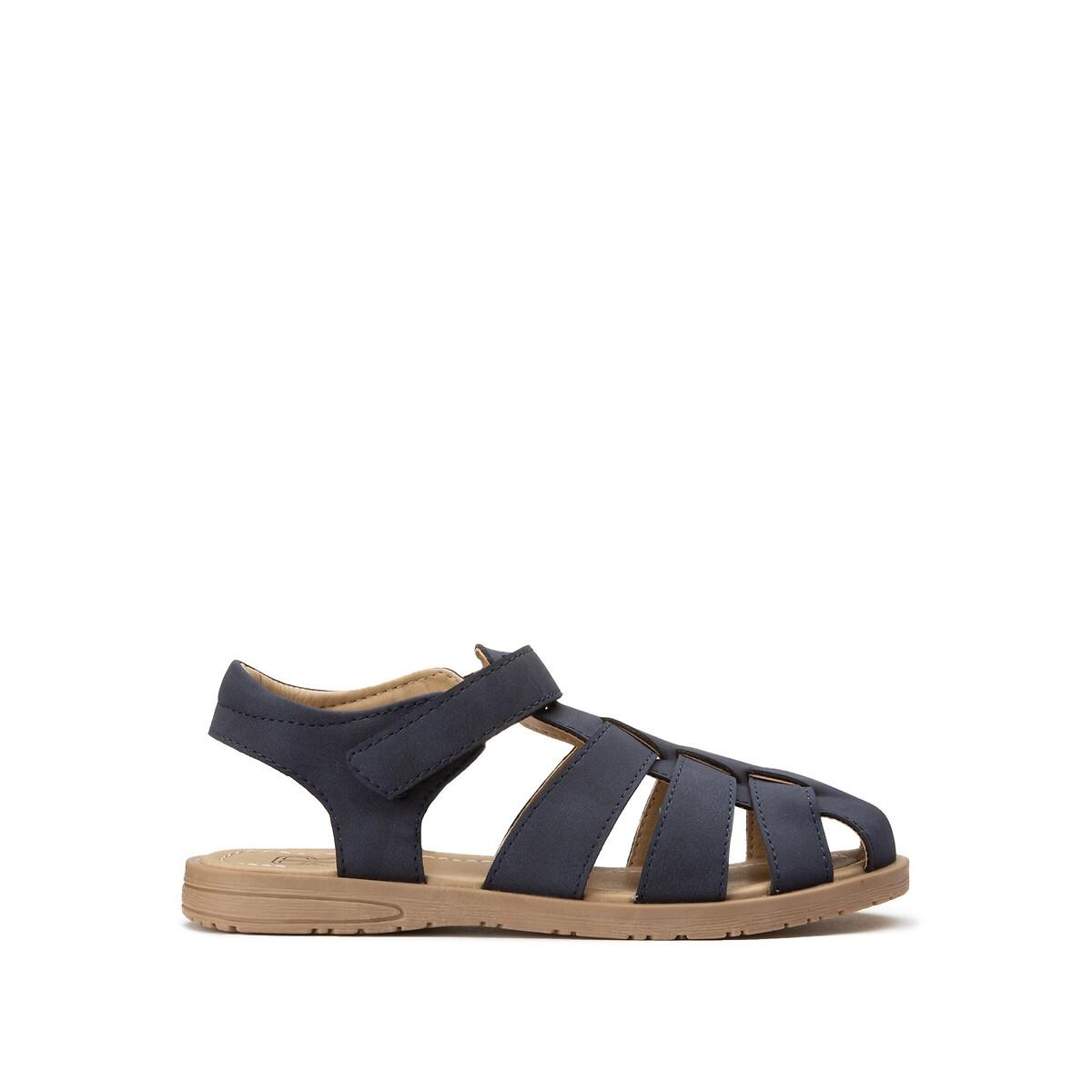 Sandales scratchées 26-38