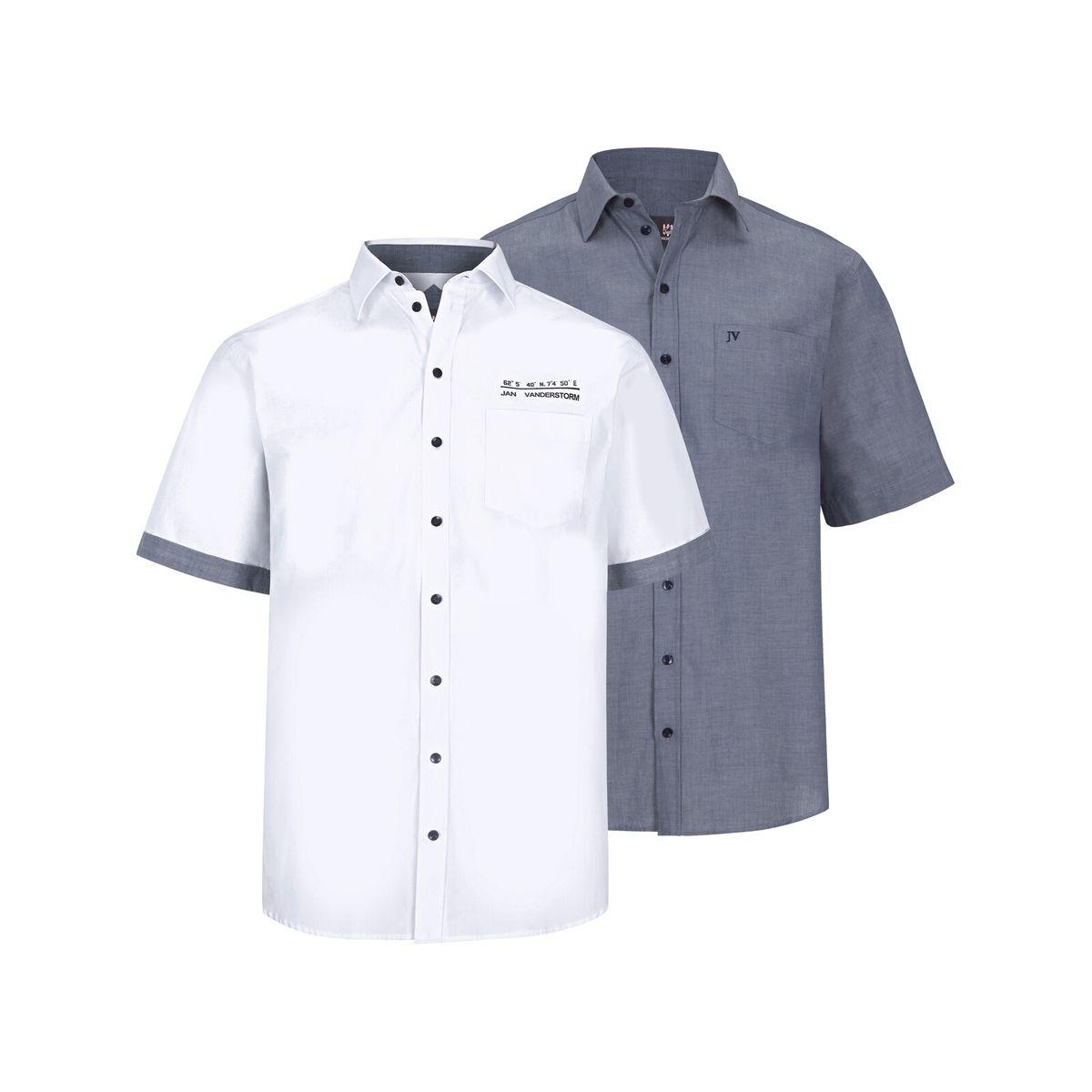 Lot de 2 chemises EVIN