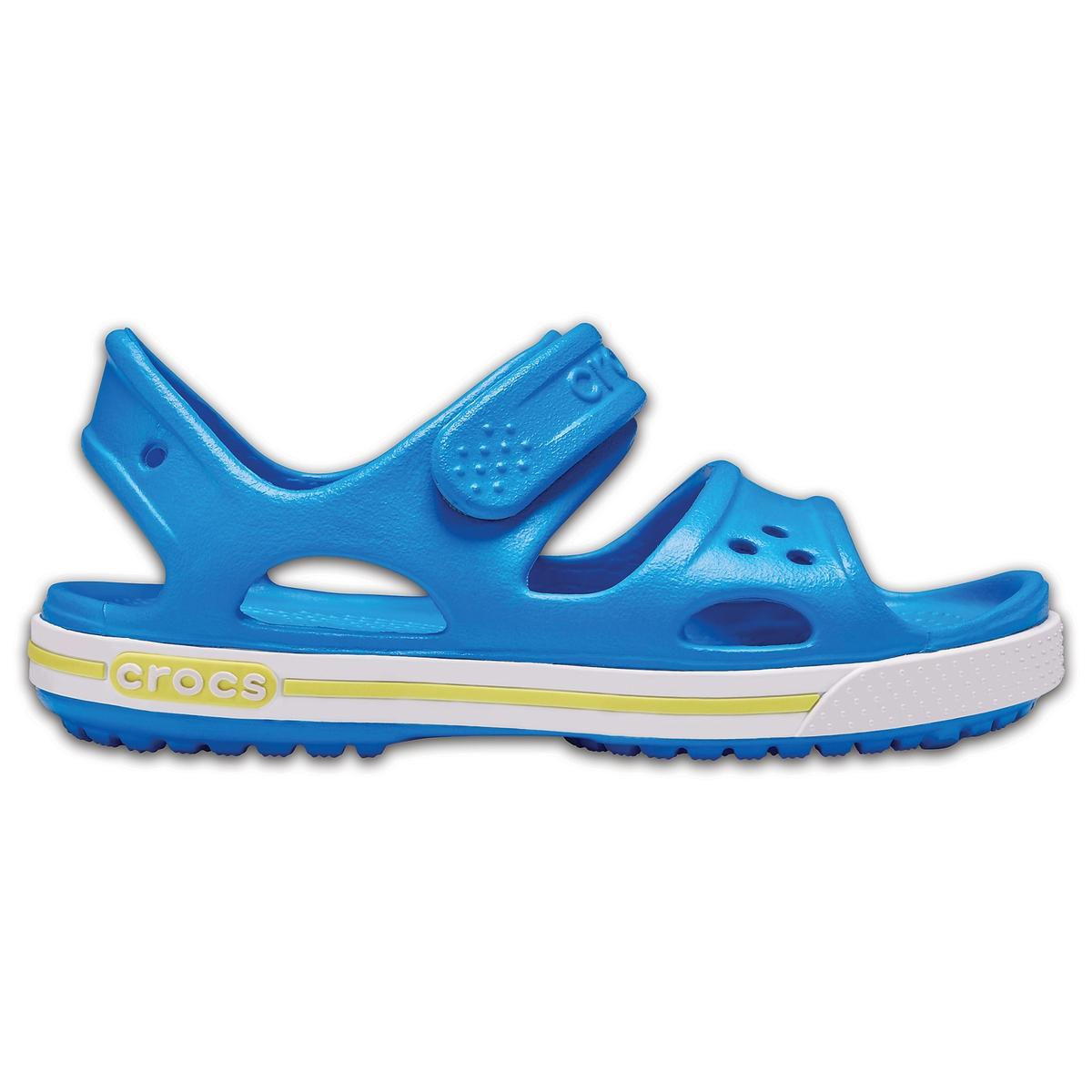 Босоножки Crocband II Sandal PS crocs crocband ii slide