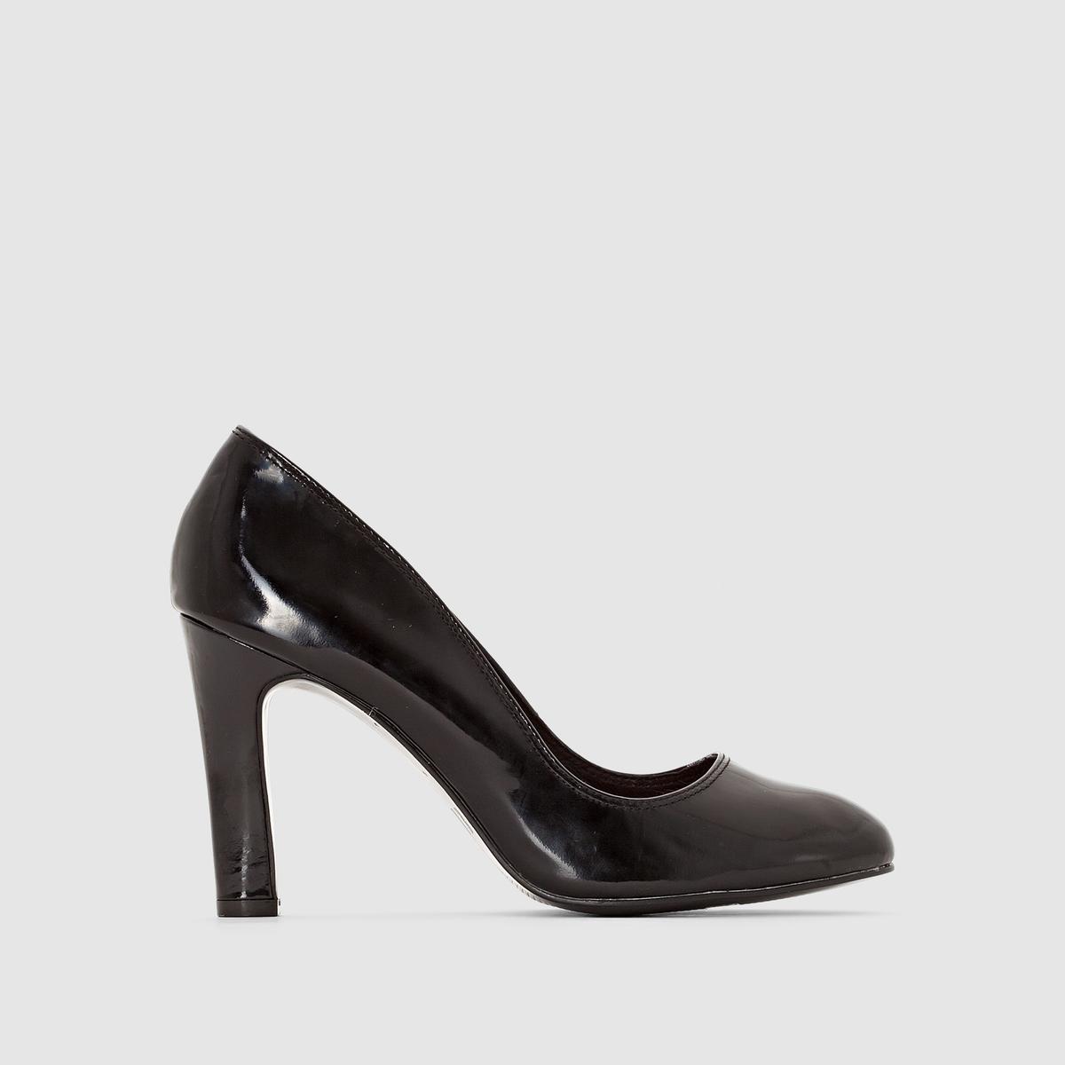 Туфли из кожи C00402 MONGE