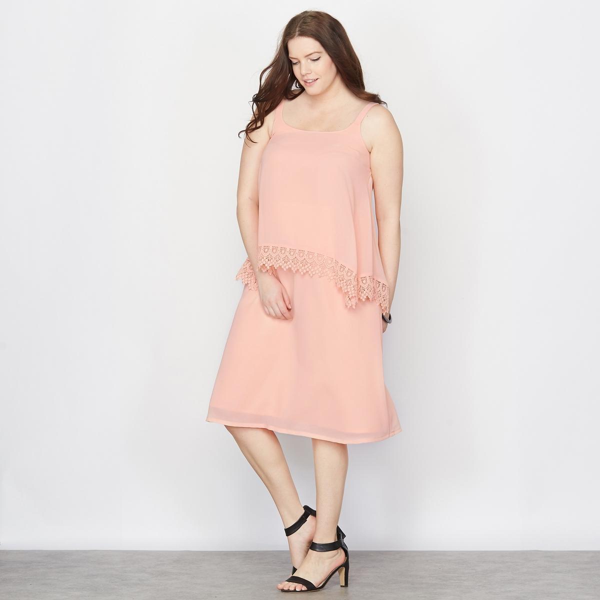TAILLISSIME Платье с тонкими бретелями