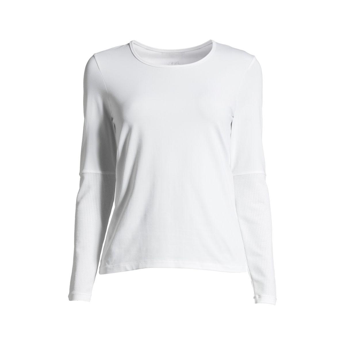 T-shirt à manches longues Iconic ESSENTIALS