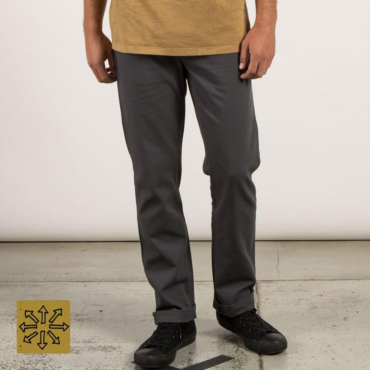 Pantalon chino moderne VSM Gritter