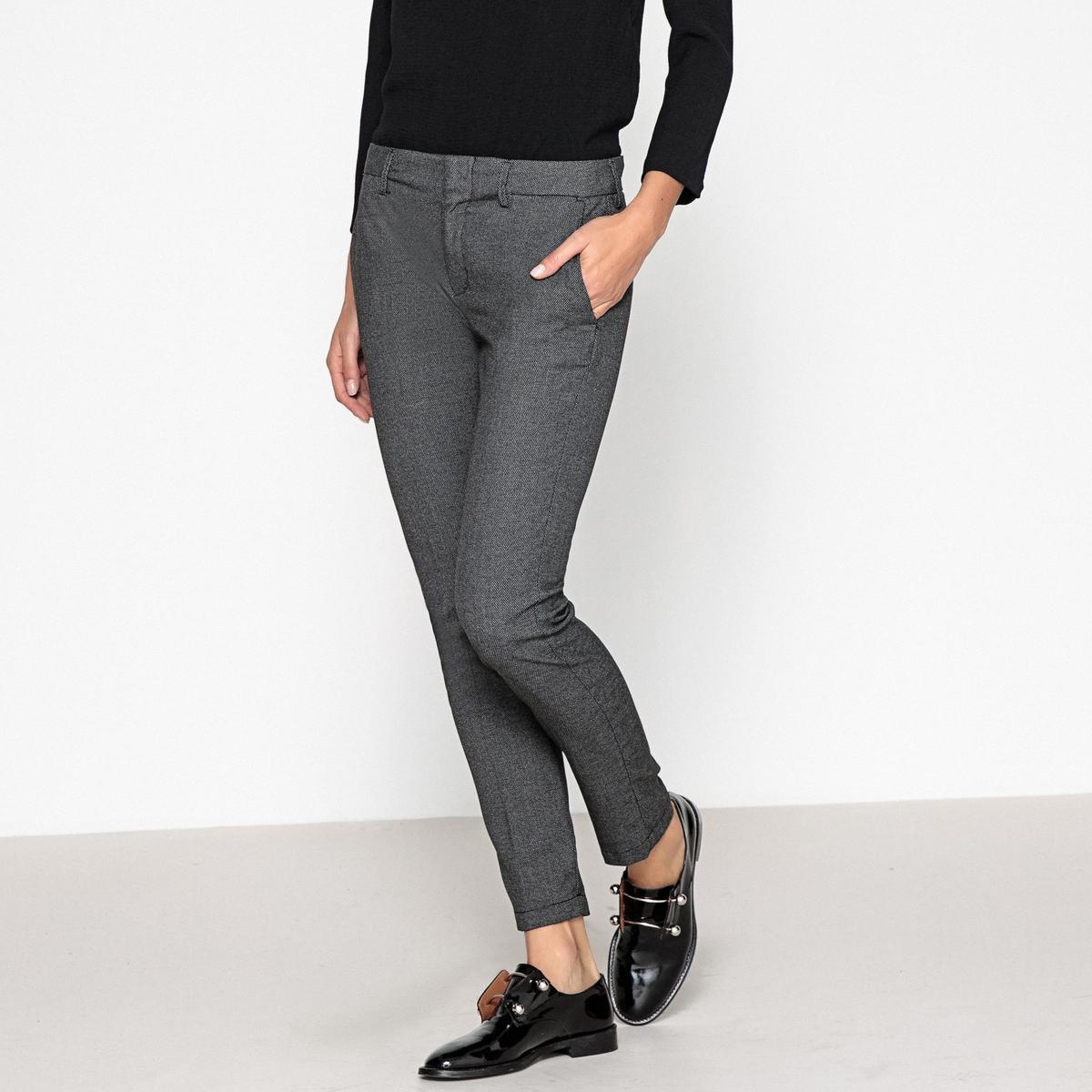 Брюки-дудочки LIZZY FANTAISIE брюки узкие lizzy fancy