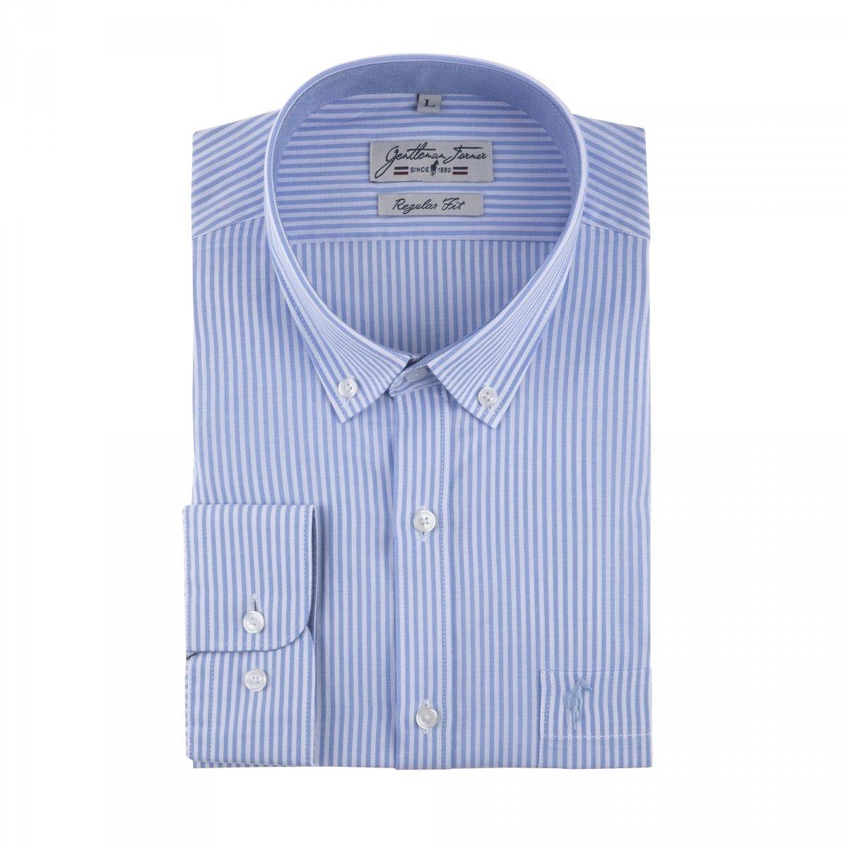 Chemises col boutonné CHART