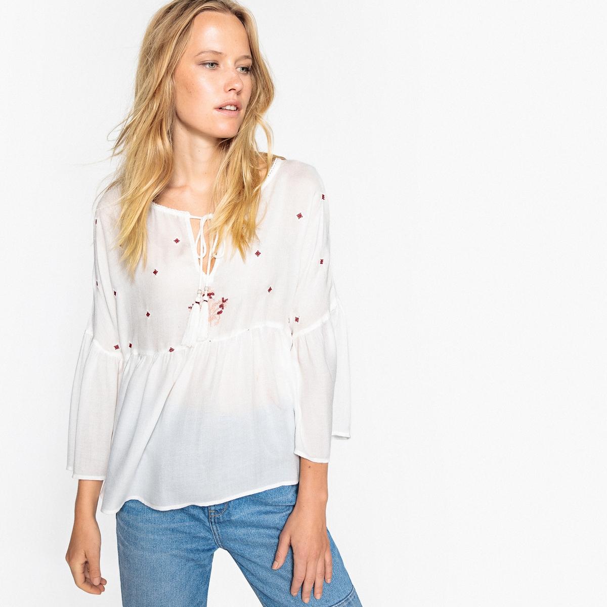 Блузка в стиле фолк