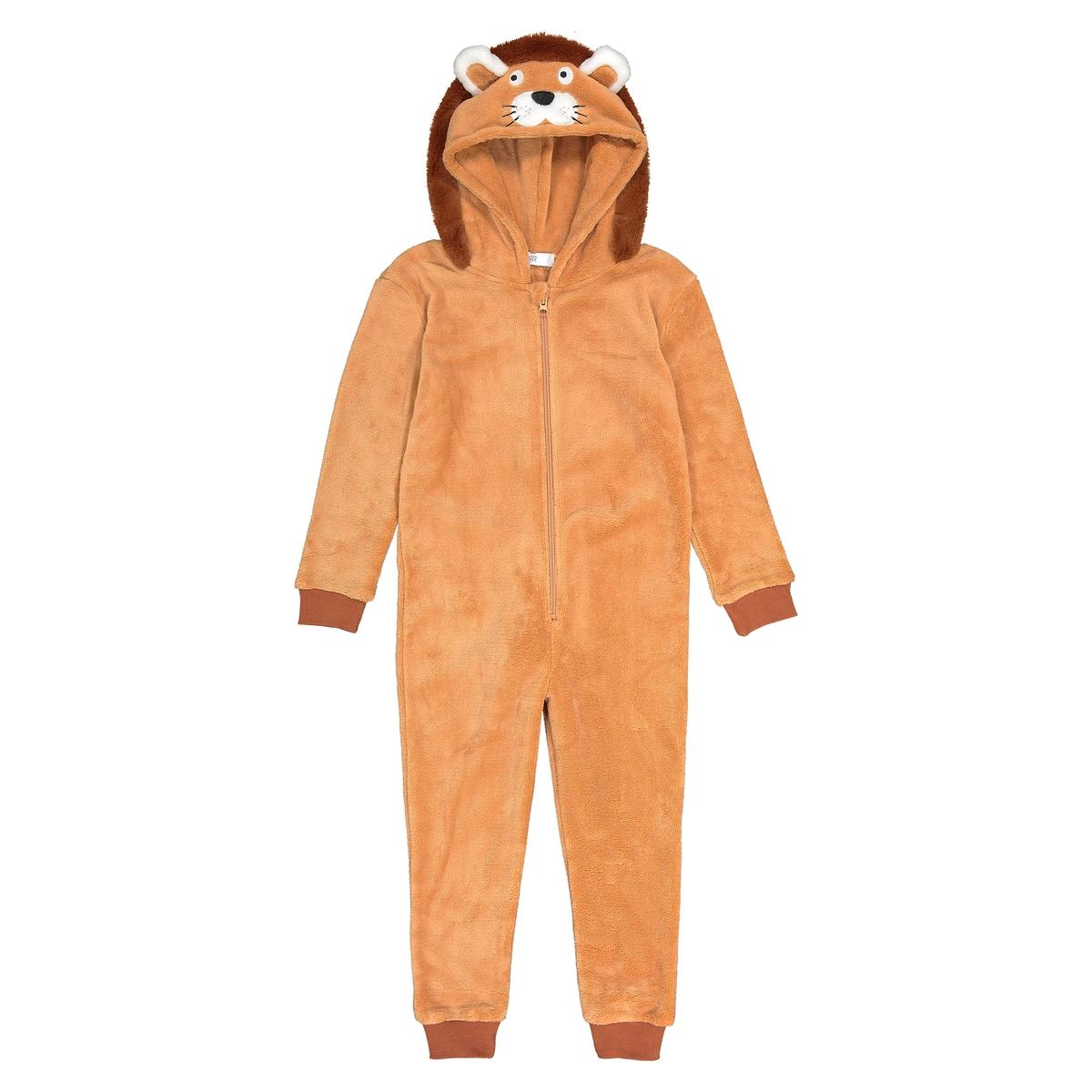 Комбинезон-пижама лев 3-12 лет La Redoute Collections