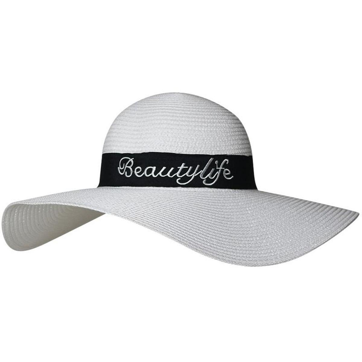 Chapeau capeline beauty LIFE