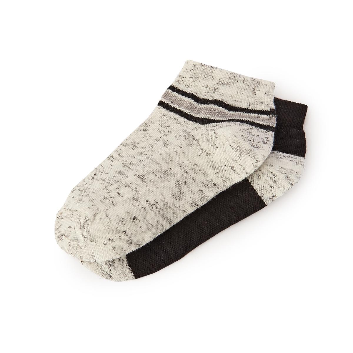 2 пары носков коротких с оригинальным рисунком