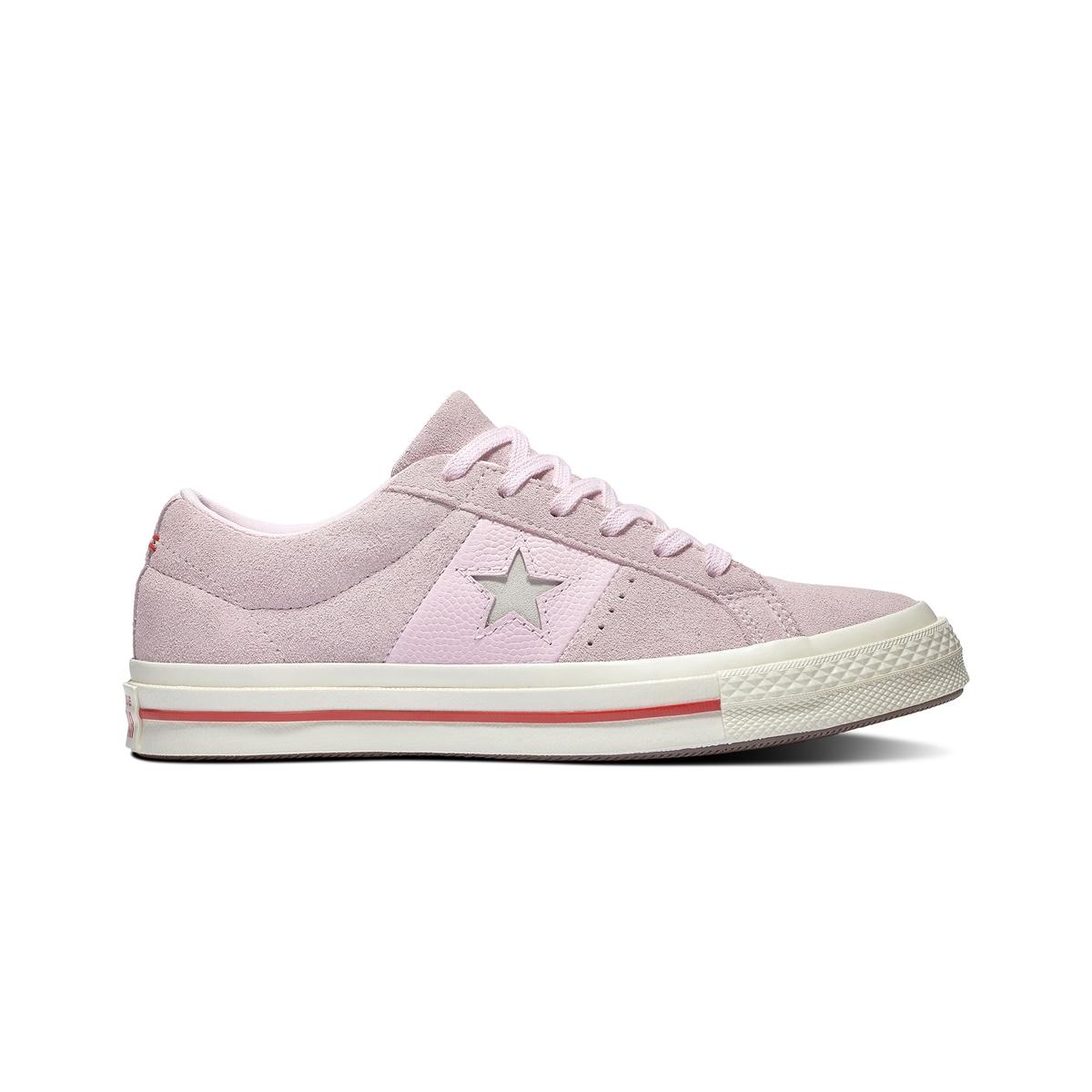 Imagen principal de producto de Zapatillas deportivas de piel One Star - Converse