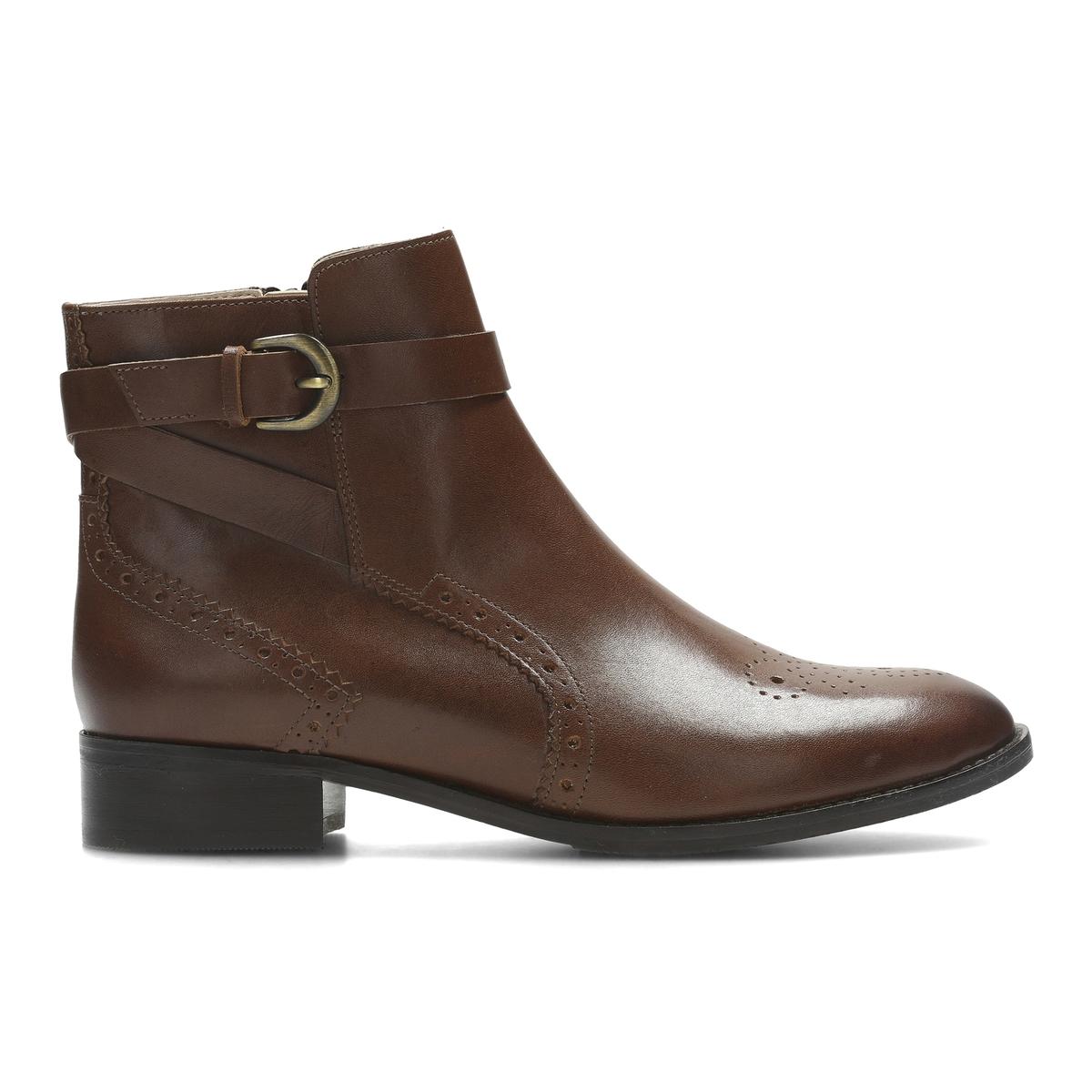 Ботильоны кожаные Netley Olivia ботинки дерби кожаные netley rose