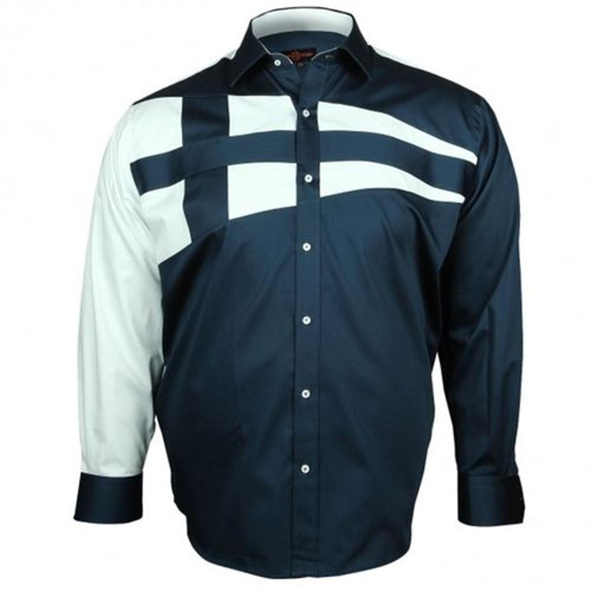 chemise mode nautica