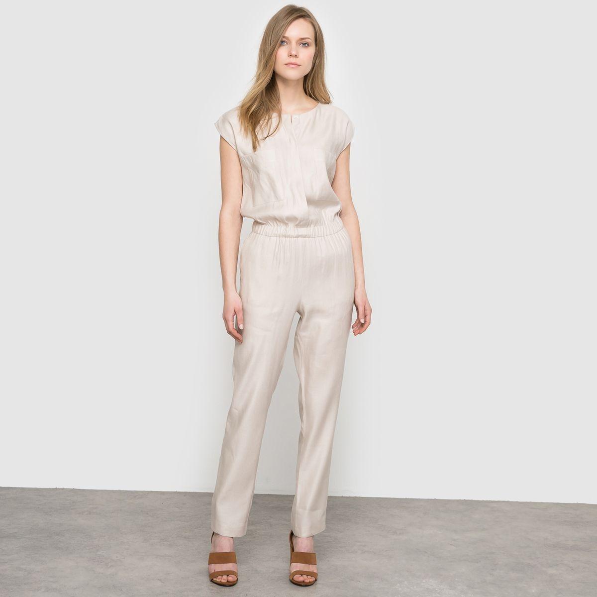 Combinaison pantalon saharienne