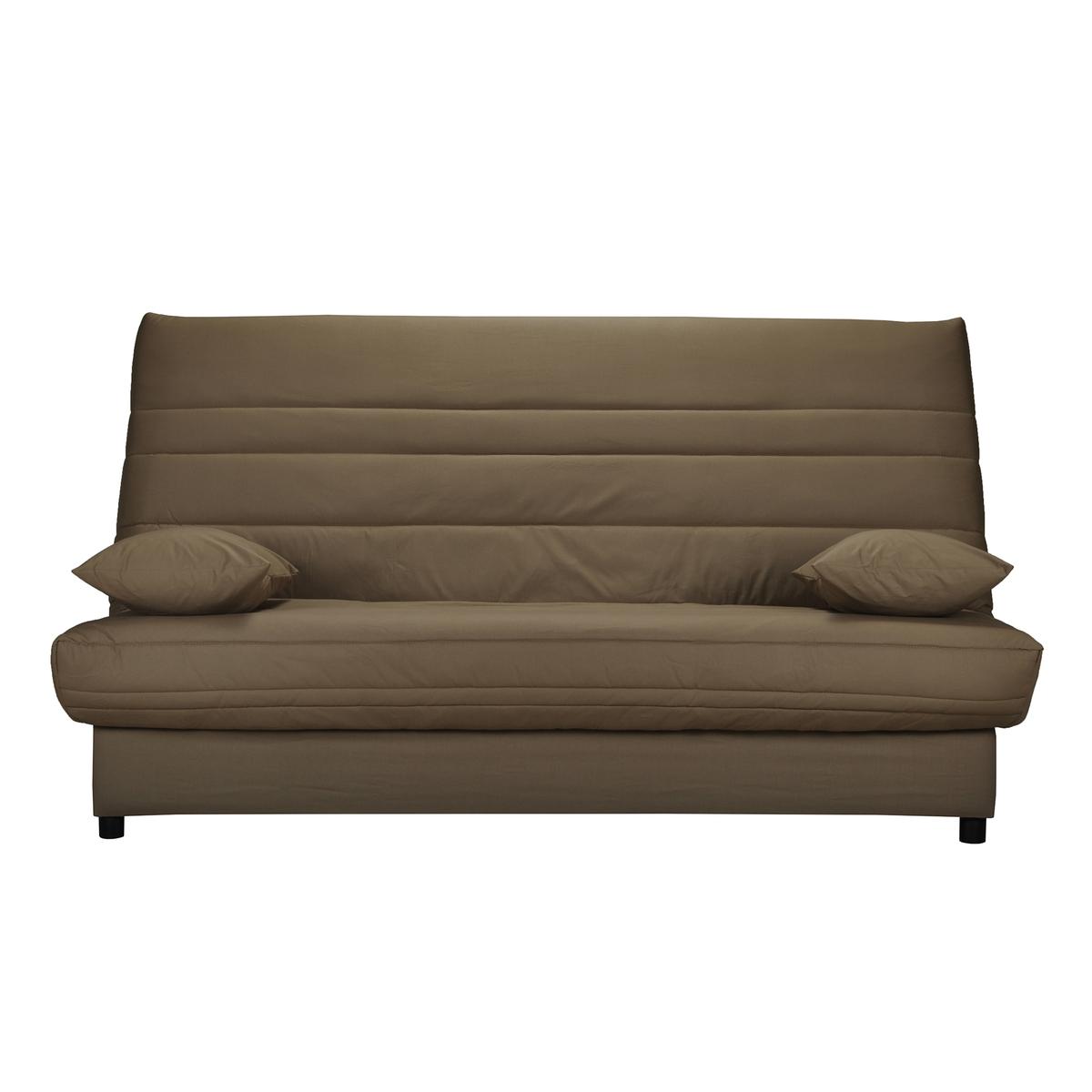 Чехол-одеяло LaRedoute Усовершенствованная модель 130 x 190 см каштановый
