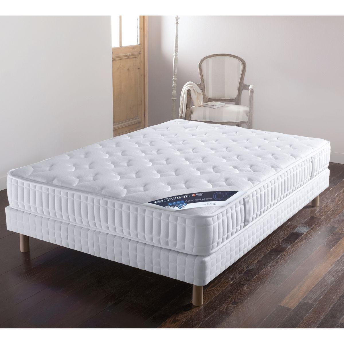 d co maison simmons jusqu 42 soldes deuxi me d marque. Black Bedroom Furniture Sets. Home Design Ideas