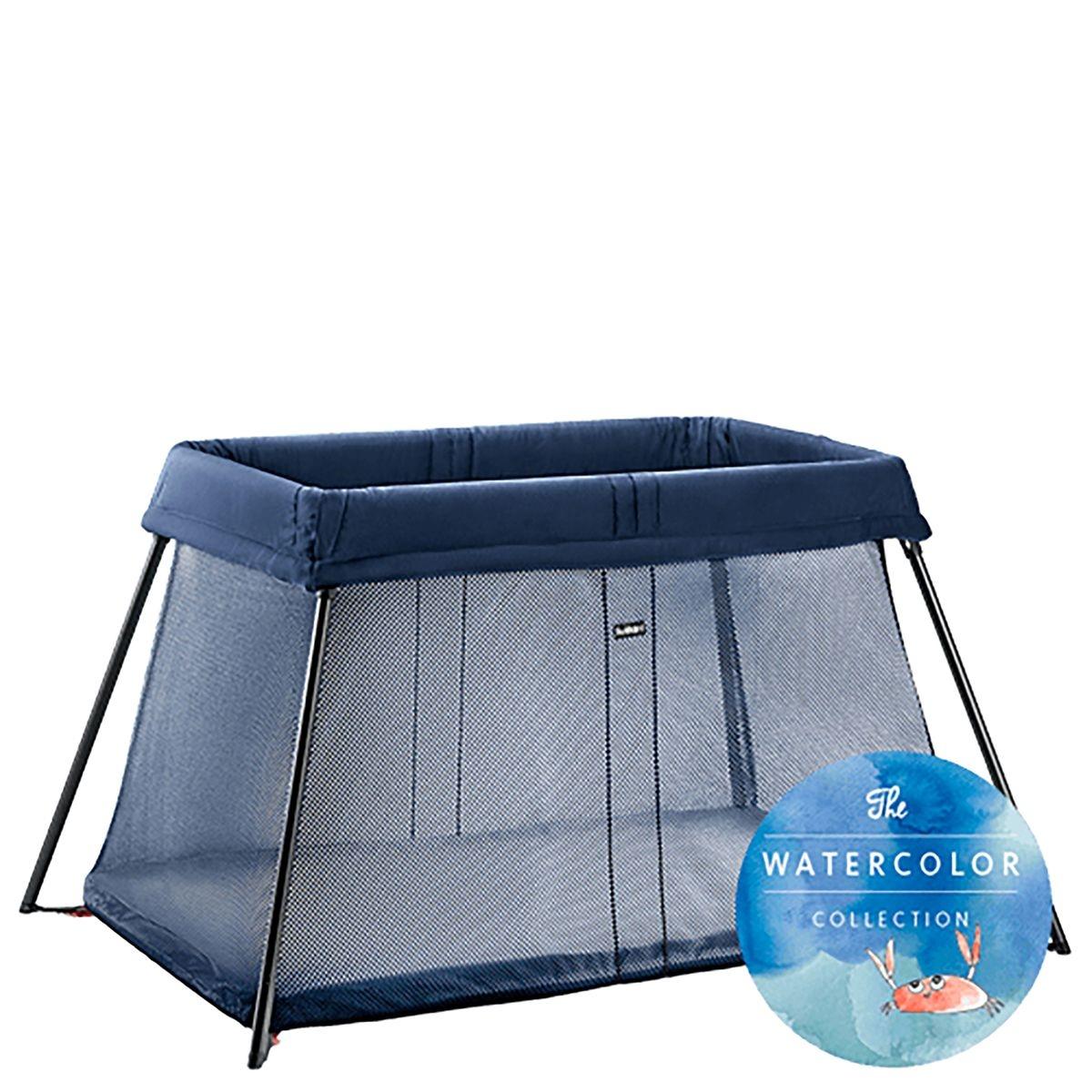 Lit parapluie Light Baleine Bleue