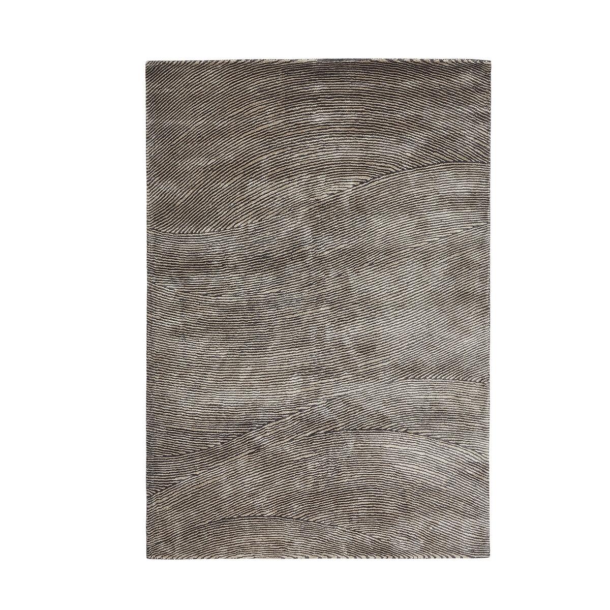 Ковер LaRedoute Из вискозы Chaapri 120 x 180 см серый ковер laredoute из вискозы luway 160 x 230 см бежевый