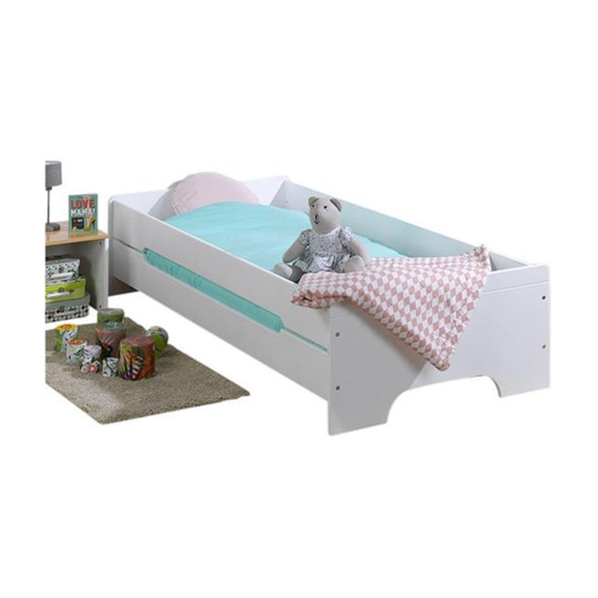 Pack lit avec sommier et matelas Toucan