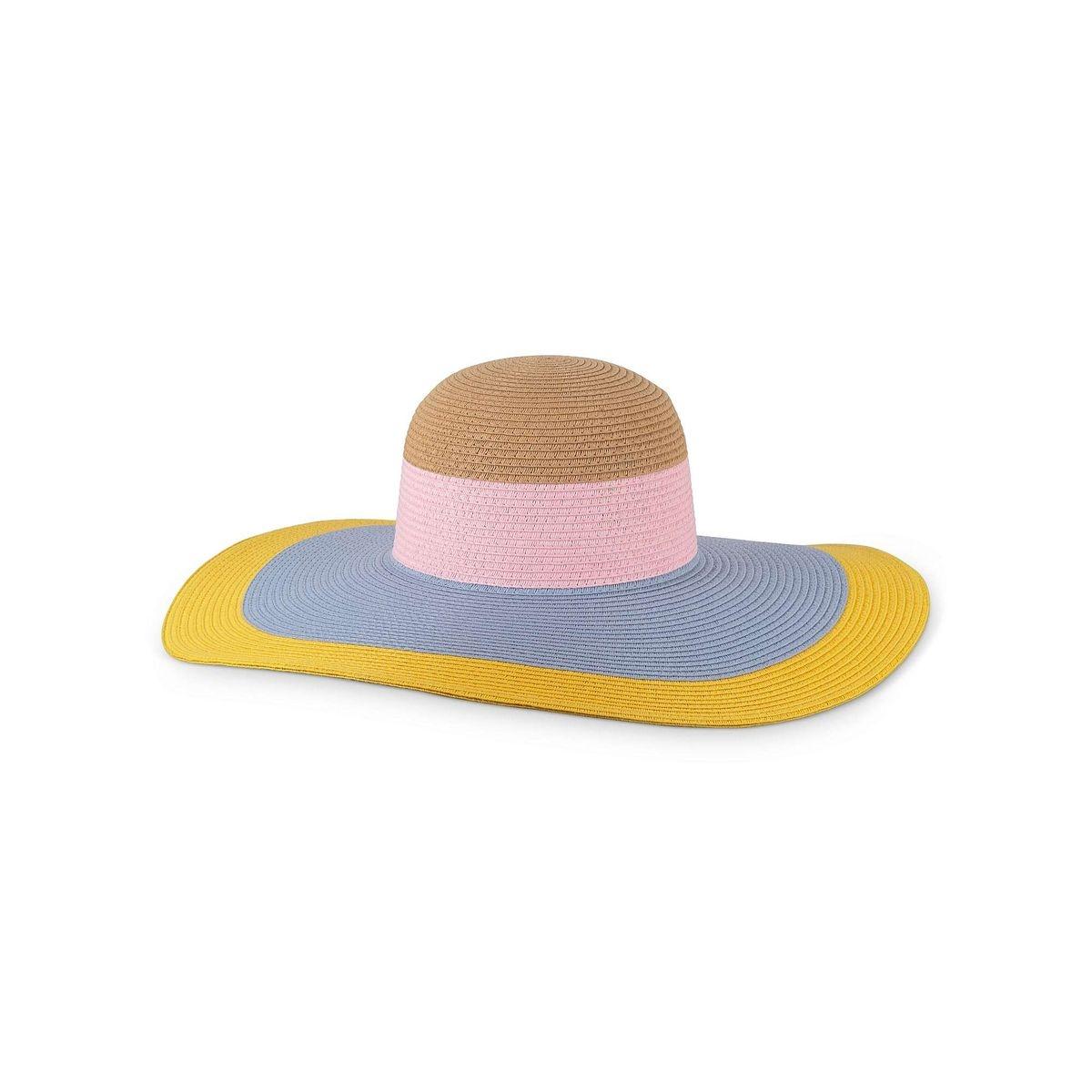 Chapeau souple à rayures SUMMER