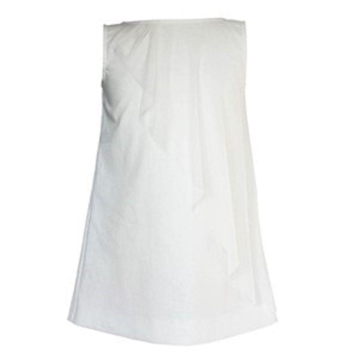 Robe de cérémonie en lin coton