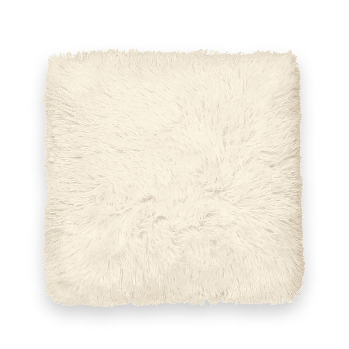Чехол для подушки DOUDOUXОписание:Очень мягкий чехол для подушки с меховым эффектом DOUDOUX.Характеристики чехла для подушки DOUDOUX :Лицевая и оборотная стороны: с длинным ворсом, 100% полиэстерЗастежка на молнию в тонПодушка.TERRA продается отдельно на нашем сайтеРазмеры чехла для подушки  DOUDOUX :40 x 40 смВсю коллекцию DOUDOUX Вы найдете на laredoute.ru<br><br>Цвет: серо-коричневый,серый