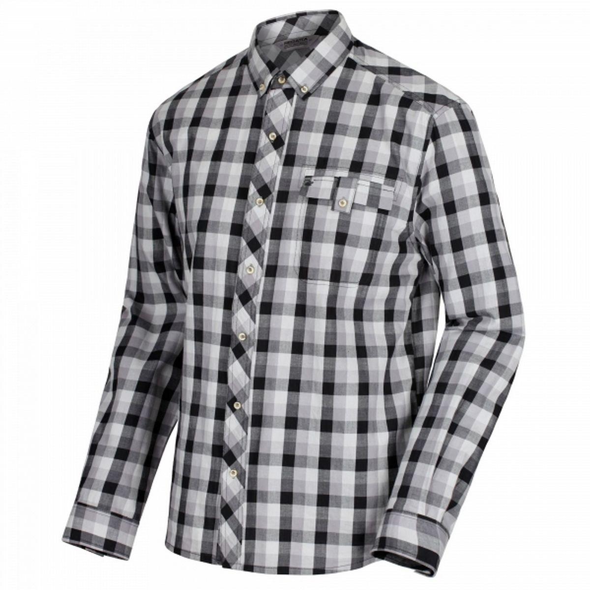 Chemise à carreaux LOTHAR