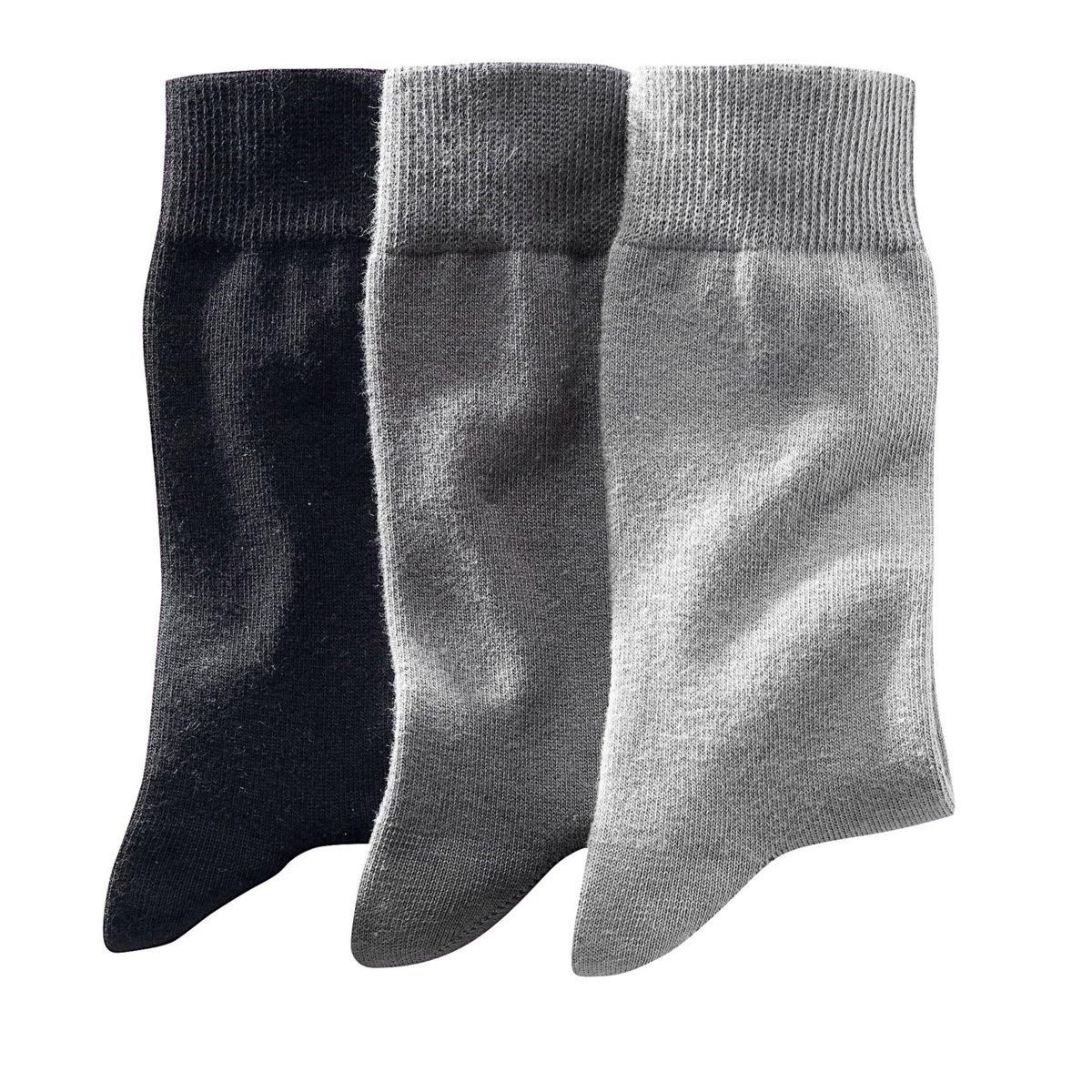 3 пары носков от La Redoute