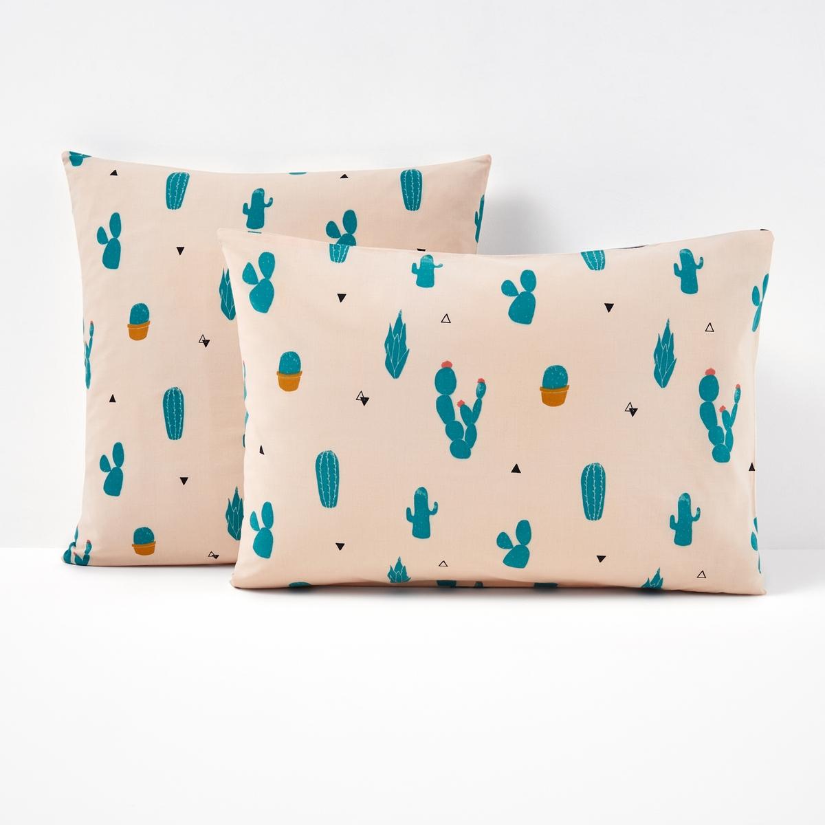 Наволочка с рисунком, Cactus