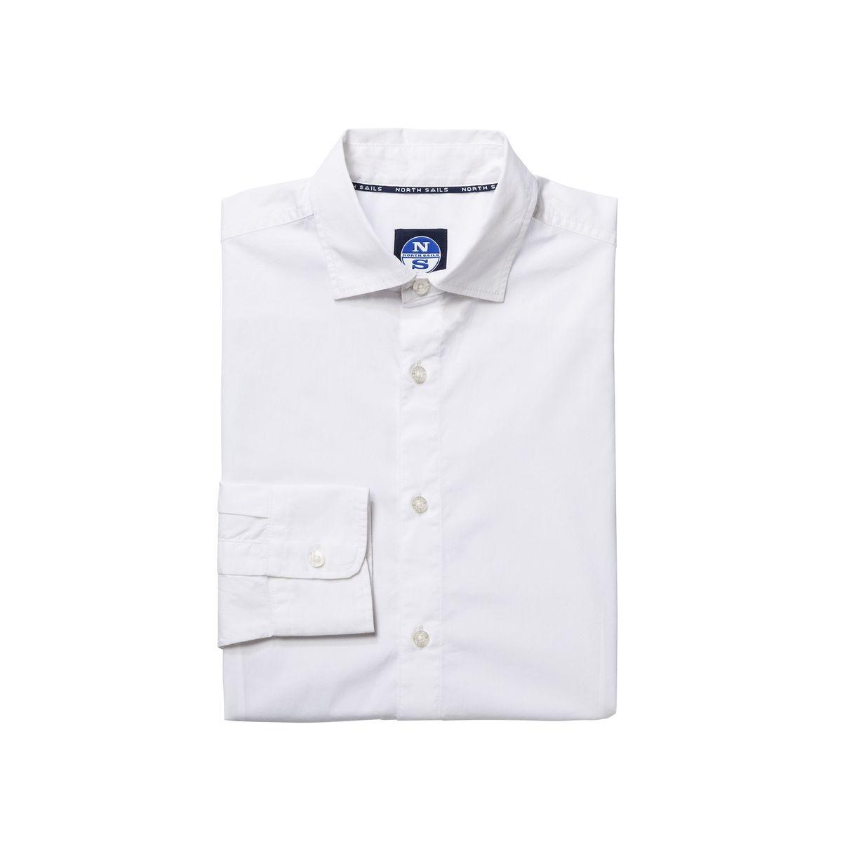 Épaisse, Robuste Et Infroissable: Cette Chemise Boutonnée Se Montrera À La