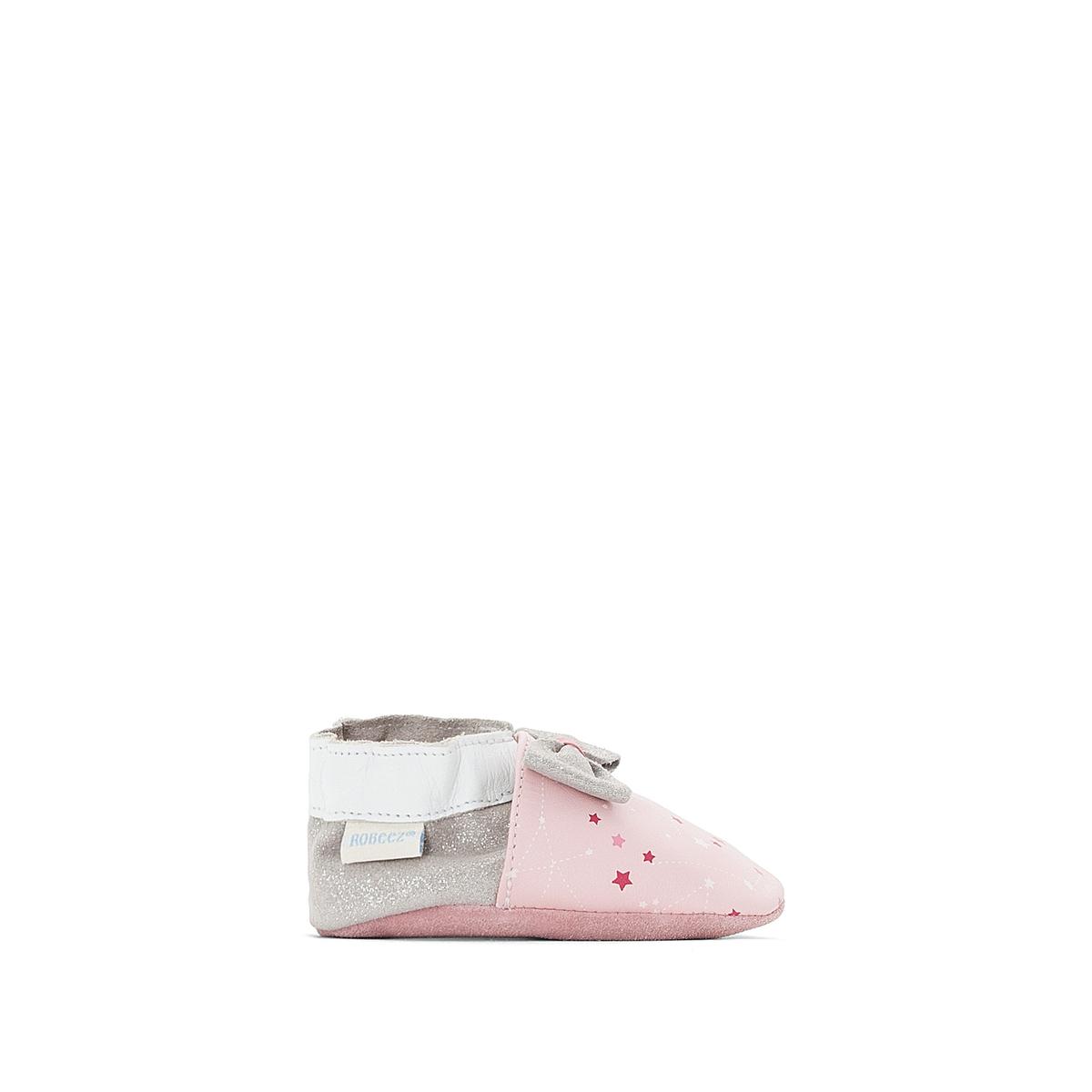 Туфли мягкие из кожи BALLET от ROBEEZ