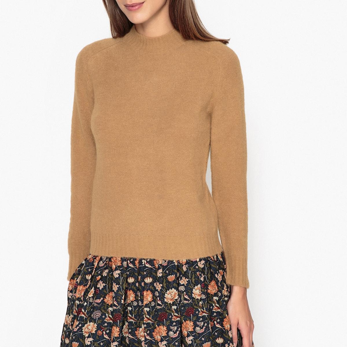 Пуловер из плотного трикотажа CAMERON