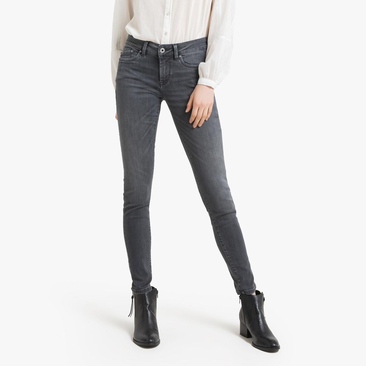 Jeans skinny, cintura standard, PIXIE