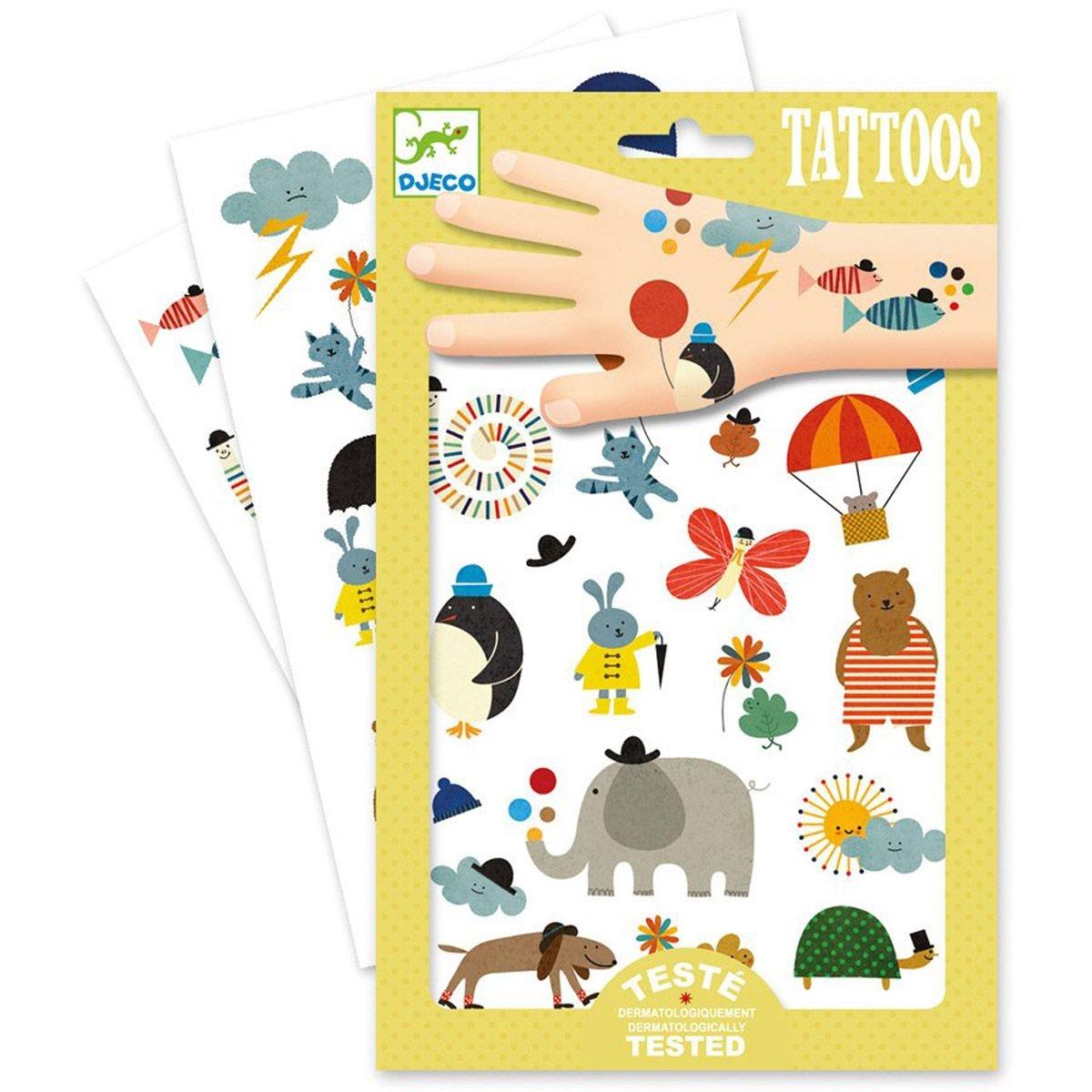Tatouages : Jolies petites choses