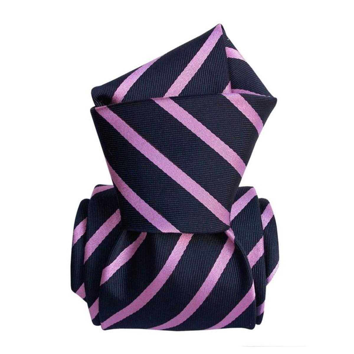 Cravate classique  en soie  RAVENNE